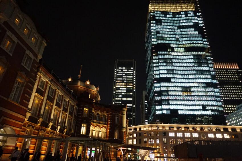 gare_Tokyo